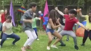 "Video Jadine's Extended Dance Video for ""Ikaw Ang Sunshine Ko"" download MP3, 3GP, MP4, WEBM, AVI, FLV April 2018"
