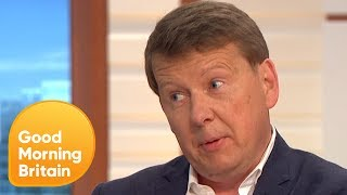 Piers Morgan Encounters His Old Rival - Bill Turnbull! | Good Morning Britain
