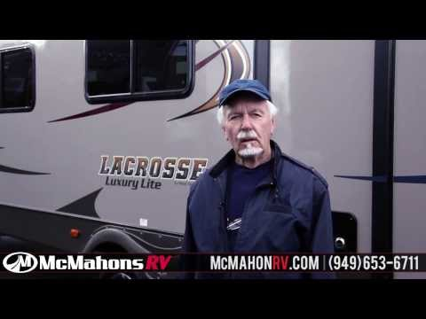 Customer Review of McMahon's RV Dealership with Keith and his Prime Time Lacrosse by Forest River
