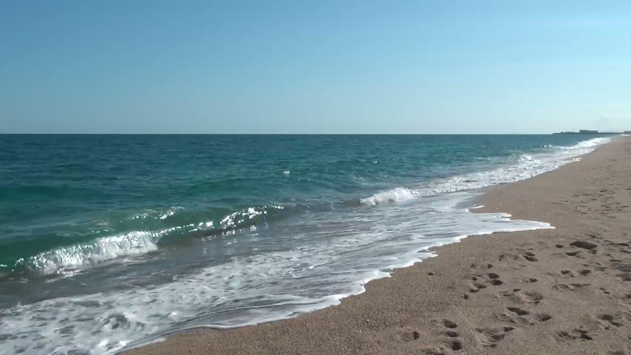 Nature Sounds Ocean Waves For Relaxation, Yoga, Meditation, Reading, Sleep,  Study [ Sleep Music ]  Acerting Art 02:38:09 HD