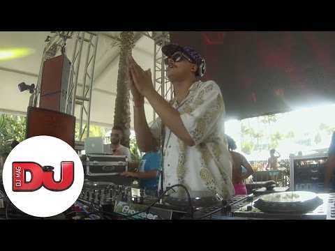Seth Troxler in Miami Live from DJ Mag Pool Party (WMC)