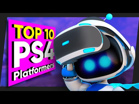 Top 10 Best PS4 Platformers Of All Time | Whatoplay