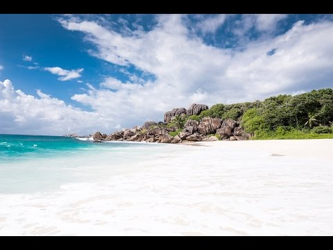CNN's World's No: 1 Beach: Grand Anse, La Digue, Seychelles HD February 2015