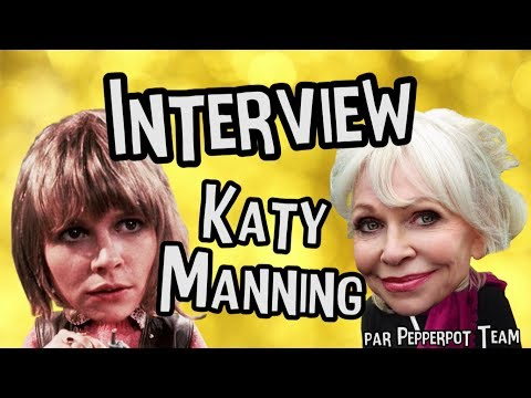 KATY MANNING Jo Grant  DOCTOR WHO