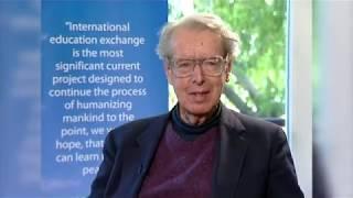 Interviu cu Keith Hitchins, despre istoria Românilor (@TVR Internaţional)