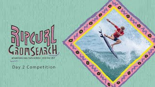 Rip Curl GromSearch International : Afonso Antunes et Caitlin Simmers triomphent au Costa Rica