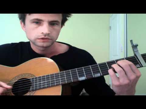 Interpreting MGMT's Kids on Guitar (lesson by Brett Sanders)