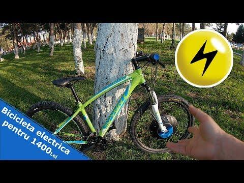 Cea mai ieftina bicicleta electrica - 1150 Lei