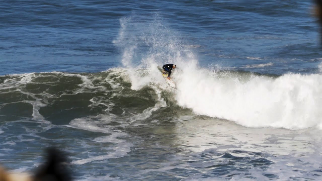 Italo Fererra Funky wave at Coxos