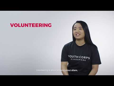 Youth Corps Leaders Programme (Immersion) - Info Video