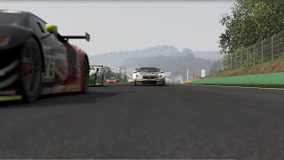 Project Cars 2 PS4 GT3 Spa Endurance