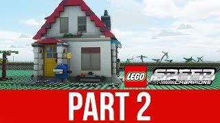 FORZA HORIZON 4 LEGO EXPANSION Gameplay Walkthrough Part 2 - FIRST HOUSE