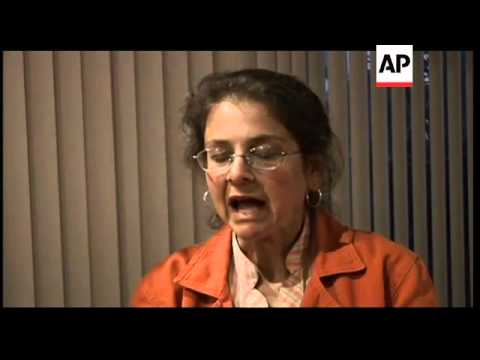 Intv with US woman convicted of working with rebels, freed from prison