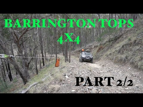 Barrington Tops, NSW - 4x4 and Camping Adventure Part 2/2