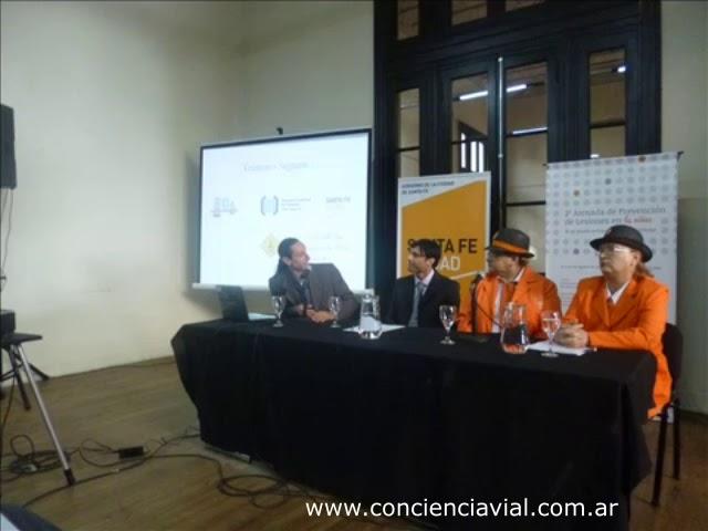 2014 - Aires de Santa Fe - Entrevista a Axel Dell' Olio sobre el tránsito en Argentina