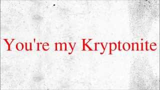 Rymez x James Arthur - Kryptonite (Lyric Video) New Single 2014
