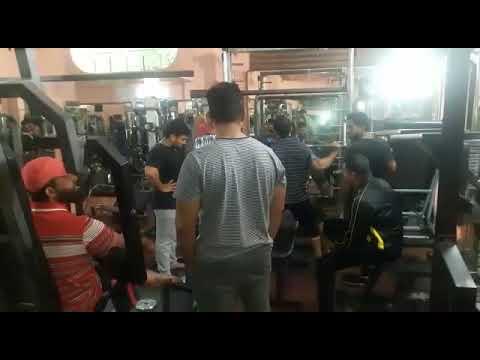 Leg press workout @ BBC gym malakpet(16)