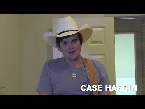 Case Hardin on his Favorite Aaron Watson songs