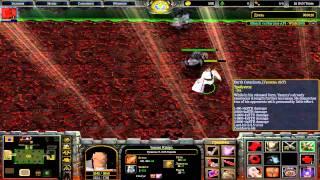 naruto vs bleach №11(warcraft 3 )v 2.0a