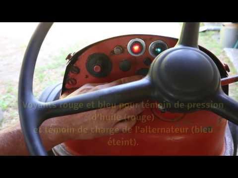 Modifications sur tracteur Renault D22