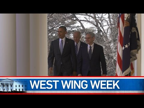 "West Wing Week 3/18/16 or, ""I've Made My Decision"""