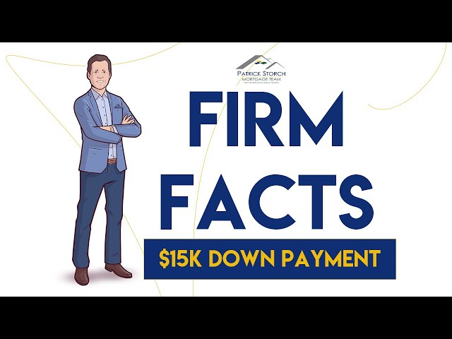Firm Facts ✅: $15,000 Down Payment Assistance Program is OVER