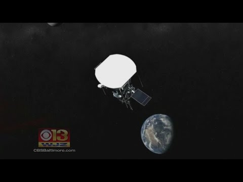 NASA Spacecraft Being Sent To Sun Designed, Built In Maryland