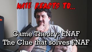 Renegades React to... Game Theory - FNAF, The Clue that solves Five Night's at Freddy's!