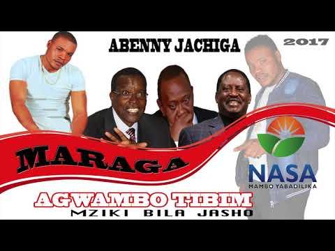 Abenny Jachiga - MARAGA (Audio Only )