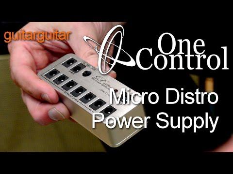 OneControl Distro Power Unit