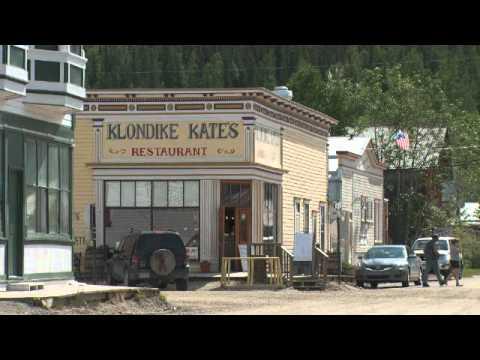 Retracing the Klondike Gold Rush