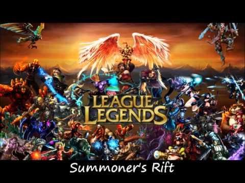 League Of Legends - Summoner's Rift Background Music