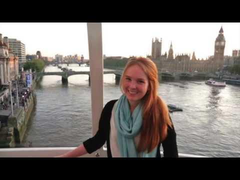 Julia Anderson - Georgetown application video