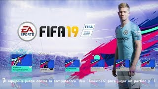FIFA 19 PPSSPP Android Offline 500MB Best Graphics New Kits & Transfers Update