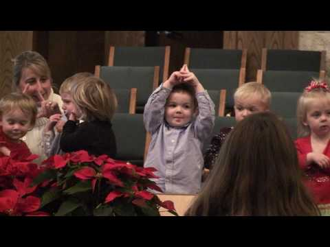 Will's Christmas Program