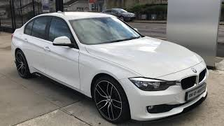 151 BMW 320D ED Business Edition Review
