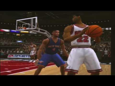 RETRO GAME NBA Live 2003 Trailer Intro