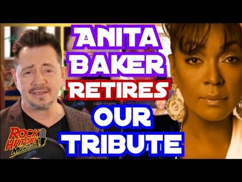 Anita Baker Has Officially Retired: Our Tribute Video