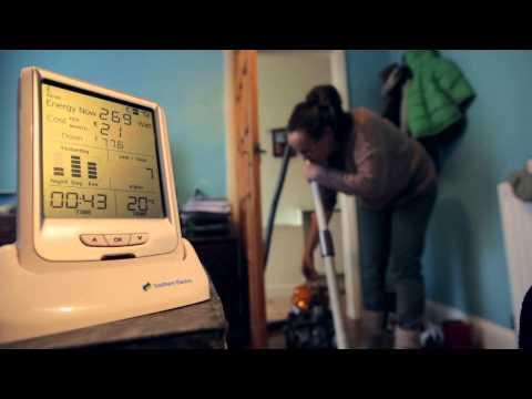 Home Energy Efficiency -- the ENLITEN project