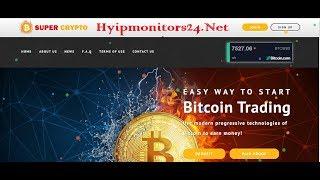 """supercrypto.biz"" review analysis by hyipmonitors24.net"