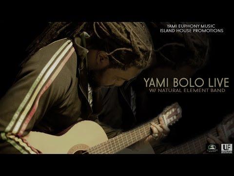 Yami Bolo Live feat Natural Element Band (Newport, RI)
