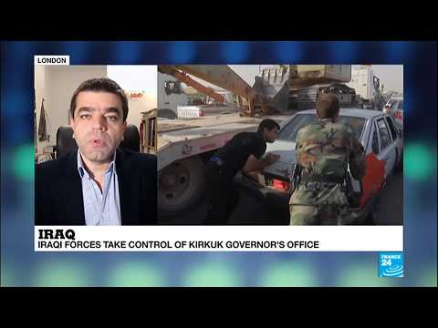 "Battle of Kirkuk: ""There's a big rift between Kurdish parties in Kurdistan"""