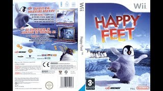 Wii Game 2/1242 | Happy Feet