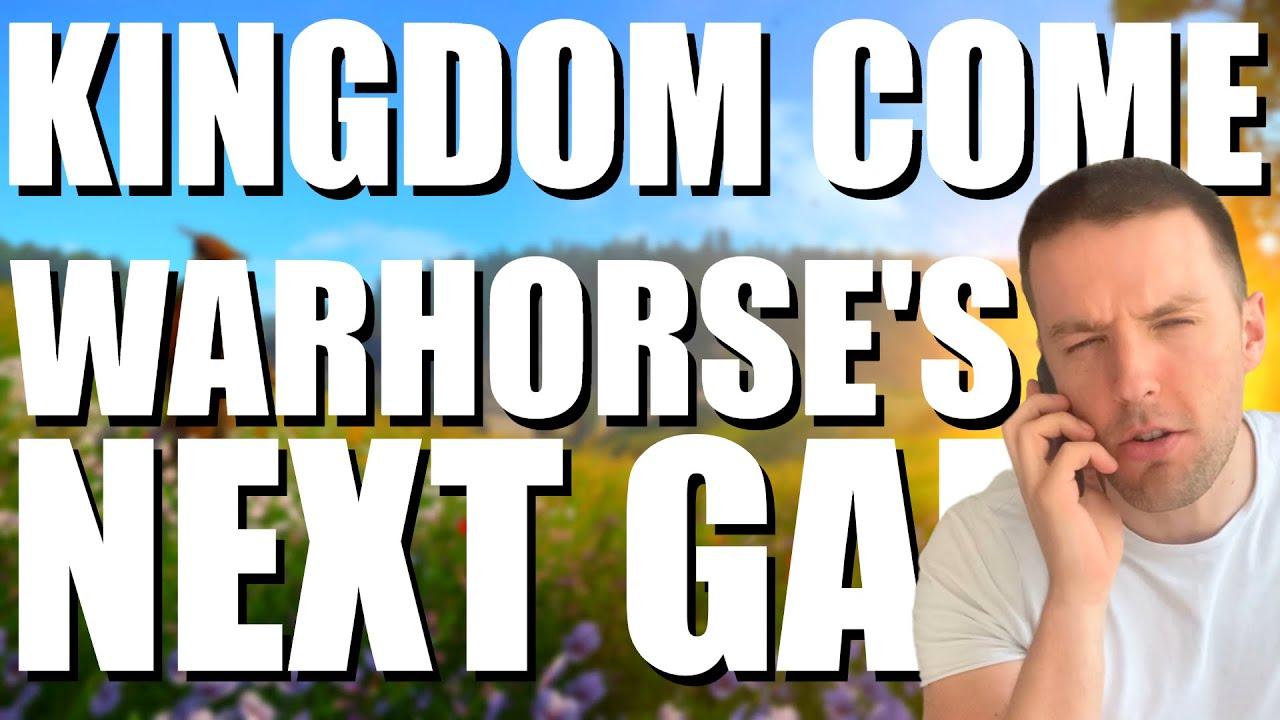 What If Warhorse Studios Next Game ISN'T Kingdom Come 2 | Kingdom Come Deliverance