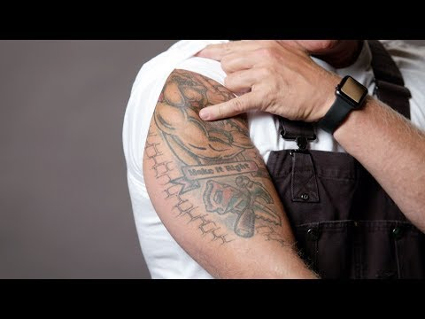 Mike Holmes Reveals The Stories Of His Tattoos | Holmes + Holmes