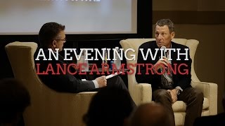 Lance Armstrong Full Interview with Kevin Kelly - Cardiac Classic