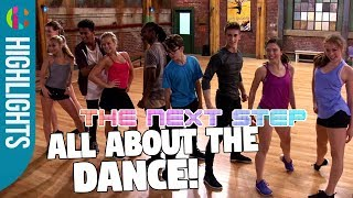 The Next Step | Amazing Dance Moves Highlights
