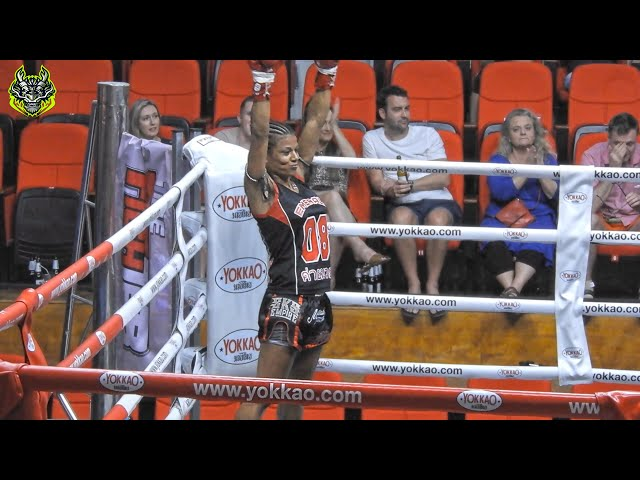 Wendy Emerald Muay Thai gym vs Kulabpetch Petnongjik