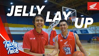 "Tutorial Basket - Lay-Up Super Keren dengan ""Jelly Lay-Up"" - Tricky Trick"
