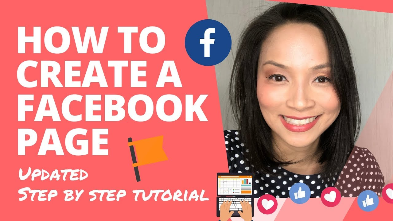 How to create a facebook page for your business step by step.